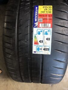 Michelin Pilot Sport Cup 2 295 30zr20 Xl 101y 295 30 20 295 30 20