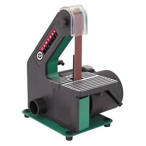 Belt Sander 1 in x 30 in Bench 13 HP Motor Workshop Adjustable Tilting Table