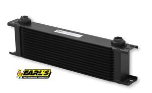Earls Ultrapro Extra Wide Oil Cooler P N 813erl 13 Row Cooler Only Free Ship