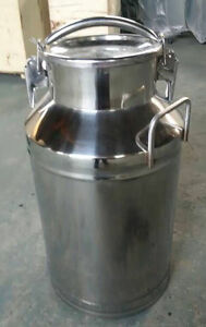 40l Stainless Steel Milk Pail