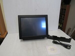Pos Black Model Jj 1200a 15 Touch Monitor Restaurant bar Terminal W orig Box