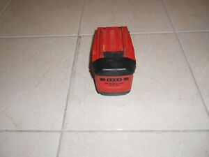 Hilti Te30 A 36 Cpc 36 Volt Li ion 6 0 Ah Battery For Hilti Rotary Hammer Drill