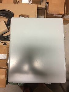Hoffman Enclosures A 1210nf Junction Box Type 4 Clamp