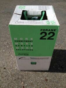 R22 Freon Refrigerant R 22 local Pick Up Only