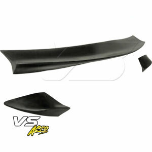 Vsaero Urethane Rm Trunk Spoiler Wing 3pc For Lexus Gs Series Gs400 Gs300 9