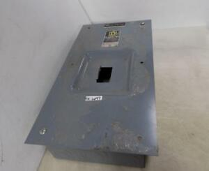 Square D 100 Amp Circuit Breaker Enclosure Series E2 Fa 100 s