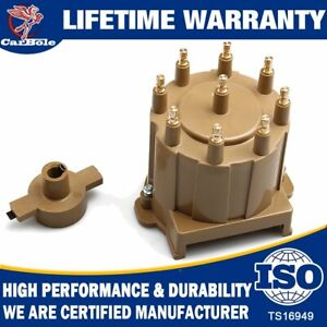Ignition Distributor Cap Rotor Set For 1994 1995 Chevrolet Tahoe Gmc C1500 5 7l