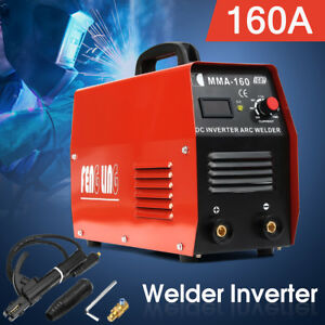 160a Mma Electric Arc Welder Dc Inverter Tig Welding Machine Input Ac 110v Stick