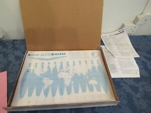 Vintage Nystrom Form A Globe Hands On Social Studies Classroom Pack Home School