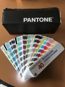 Pantone Formula Guide Coated uncoated Second Edition 2004 1 114 Colors