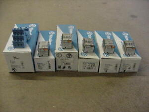 Finder 62 Series Relays And Sockets Lot 1