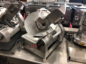 Berkel 818 12 5 Automatic Meat Slicer Refurbished