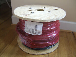 500 Southwire 2 Awg Xhhw 2 Aluminum Wire Cable Feeder Service 2 Black 2awg