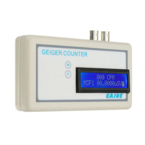 New Gmj3 Geiger Counter Meter Radiation Detector Detection Device With Usb