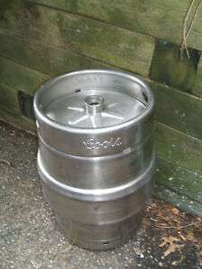 Coors 1 2 Barrel 15 1 2 Gallons Empty Beer Keg Shipping By Zone
