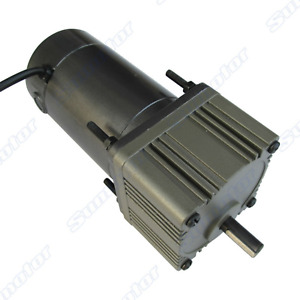 Mini Gears Reducer Motors Constant Speed Dc12v 30w For Conveyors Robot Machinery
