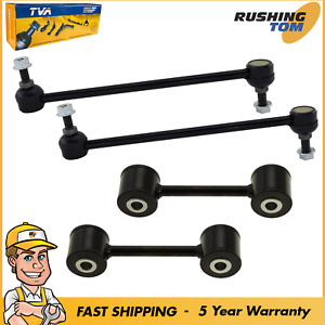 4 Pc Suspension Kit For Chrysler Dodge Plymouth Front Rear Sway Bar End Links