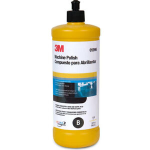 3m 05996 Machine Polish 1 Qt