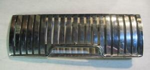 Vintage Original 1951 52 Chevy Car Dash Speaker Grille 3699027