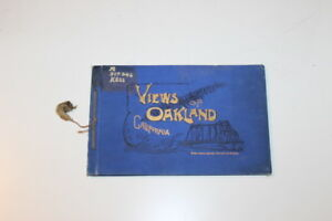 Views of Oakland California  Published by Pacific Press Publishing Company1893
