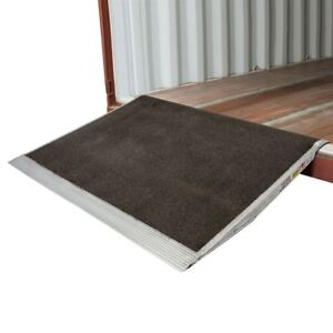 Forklift 48x63 Shipping Container Ramp For Loading Docks 10 63 048 06 grit