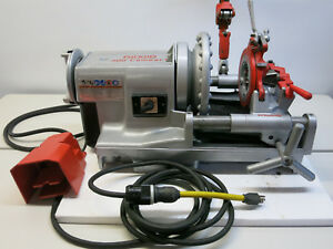 Ridgid 300 Compact Pipe Threader Threading Machine
