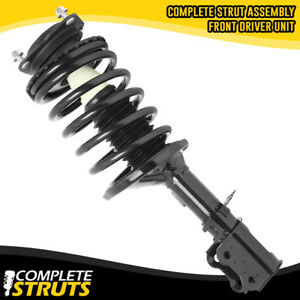 Front Left Quick Complete Strut Coil Spring Assembly For 2000 2004 Kia Spectra