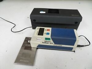 Mitutoyo Surftest 211 Profilometer Surface Finish Tester Complete Surftest Mz50