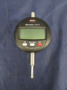 Mahr Maccator 1075 R 4336010 Digital Indicator
