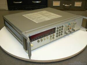 Hp 5334a Universal Counter tested