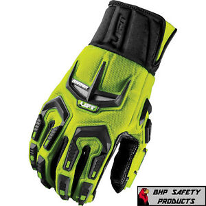 Lift Safety Gro 14hvm Rigger Outdry Waterproof Work Gloves Size Xl 1 Pair