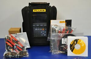 Fluke 754 Documenting Process Calibrator Hart New Nist Calibrated Warranty
