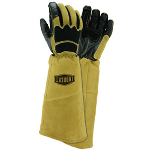 Large Goat And Cow Stick Welding Glove 1 Pair