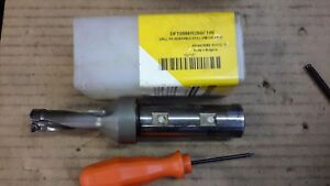 0688 Indexable Carbide Drill