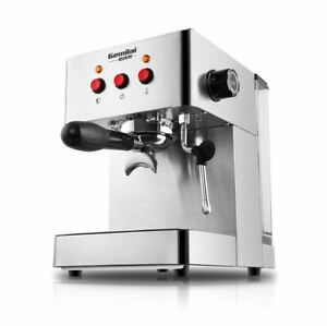 New Design Commercial Semi Automatic Stainless Steel Espresso Coffee Machine For