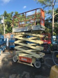 Jlg 26 Ft Scissor Lift Yr 2007