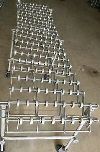 Nestaflex 175 Expandable Gravity Roller Conveyor
