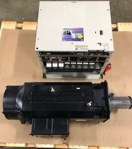 Yaskawa Servo Motor And Drive For Nissei Es7000 403