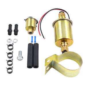 Electric Fuel Pump With Installation Kit For Car Auto Truck Auyomotive Universal