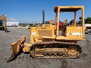 2001 Dressta Td 7h Bulldozer Orops Powershift 73hp Vg Undercarriage