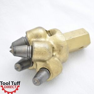 Tool Tuff Industrial Duty Carbide Bullet Tooth Replacement Rock Auger Pilot Tip