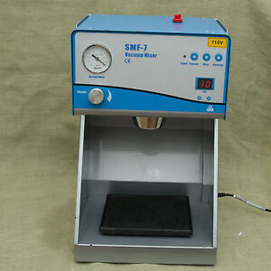Mti Sfm 7 Variable Speed Vacuum Mixer Vibration Stage 150w 320rpm 0 08 0 09 Mpa