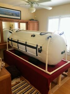 33in Military Hyperbaric Chamber Antiaging Free Shipping Financing