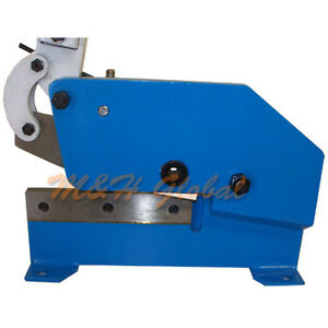 8 Hand Shear Sheet Metal Shearer Metal Cutting Cutter