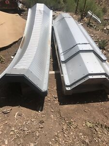 30 X 35 X 16 Crown Steel Quonset Building Kit a Type W commercial Base Plate