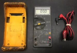 Fluke 77 Series Ii 2 Digital Multimeter Electrical Test Meter