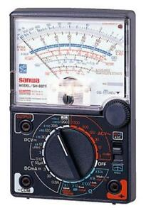 New Sanwa Sh 88tr Electric Analog Multitesters Multifunctional Analog Multimeter