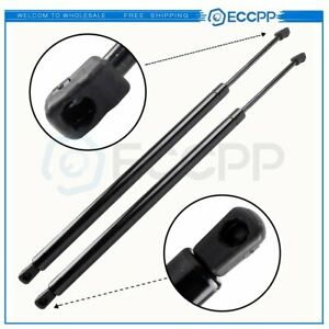 2x Front Hood Lift Support Struts Gas Spring Shocks For 2009 2016 Nissan Maxima