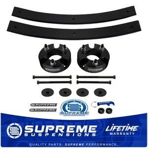 3 Front 2 Rear Leveling Lift Kit For 05 18 Nissan Frontier Xterra 2wd 4wd