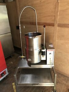 Market Forge 6 Gallon Tilt Kettle